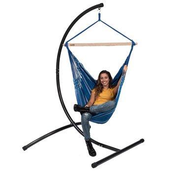 Staander Voor Hangstoel.Hangmat Hangstoel Staanders Extra Voordelig Hangmatstaander