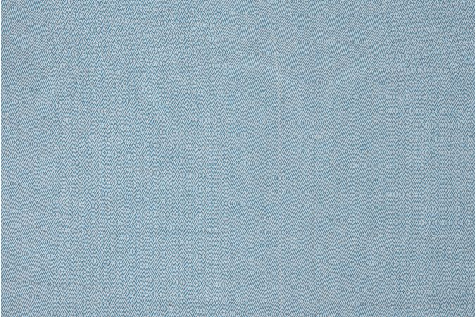 Babyhangmat 'Natural' Blue