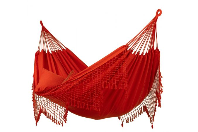 Hangmat Tweepersoons 'Sublime' Red