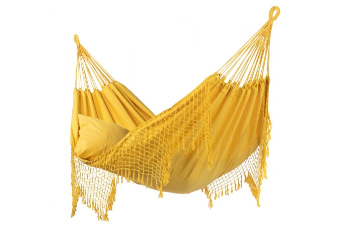 Hangmat Tweepersoons 'Sublime' Yellow