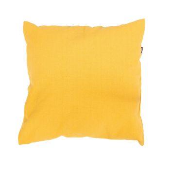 Kussen 'Plain' Yellow