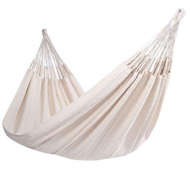Hangmat Tweepersoons 'Comfort' White