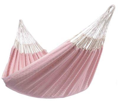 Hangmat Eénpersoons 'Natural' Pink
