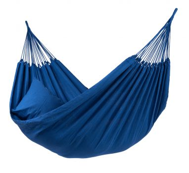 Hangmat Eénpersoons 'Plain' Blue