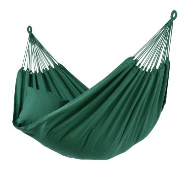 Hangmat Eénpersoons 'Plain' Green