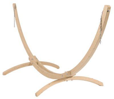 Hangmatstandaard Eénpersoons 'Wood'