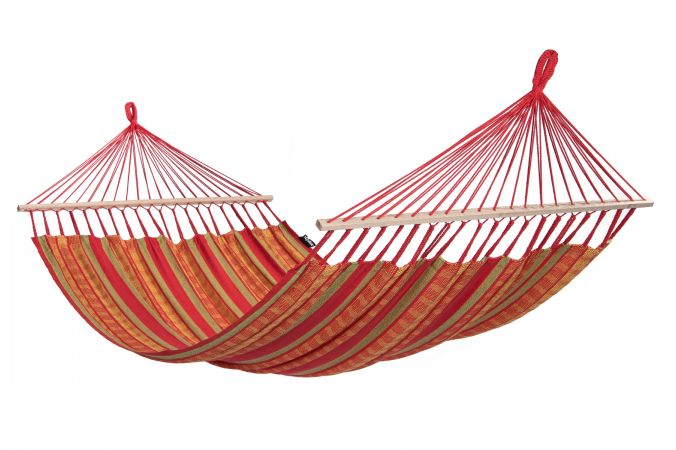 Hangmat Tweepersoons 'Lazy' Happy