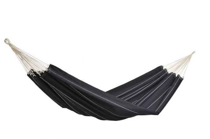 Hangmat Tweepersoons 'Barbados' Black
