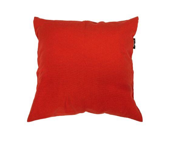 Kussen 'Plain' Red