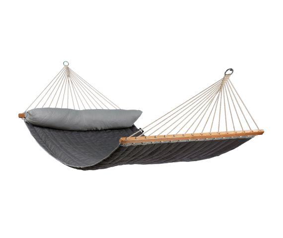 Hangmat Tweepersoons 'American' Grey