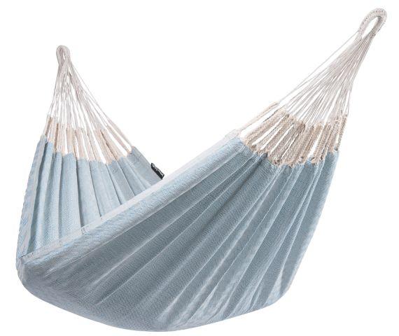 Hangmat Eénpersoons 'Natural' Blue