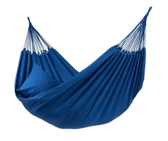 Hangmat Tweepersoons 'Organic' Blue