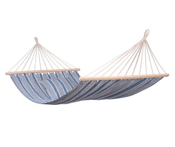 Hangmat Eénpersoons 'Rustic' Spreaderbar