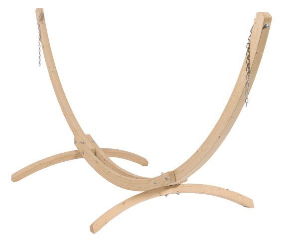 Hangmatstandaard Tweepersoons 'Wood'