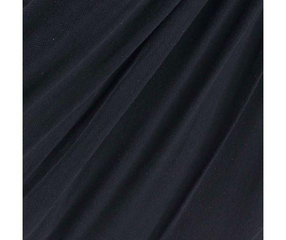 Dekentje 'Classic' Black