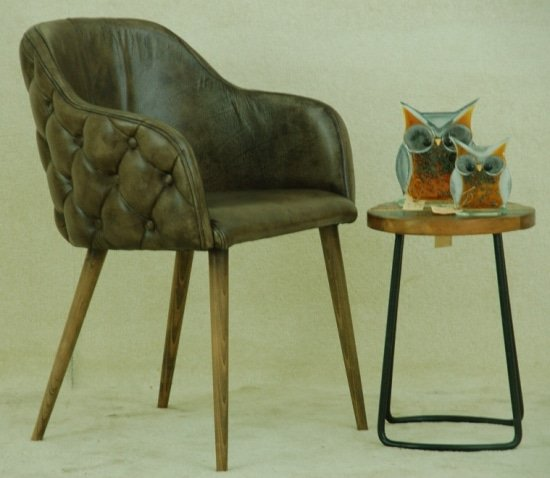 Chesterfield club chair als statement piece in interieur