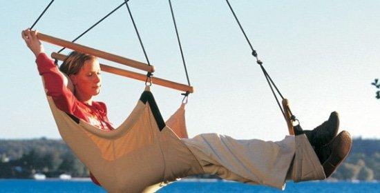 Zomer tijd voor jezelf in de Amazonas Swinger