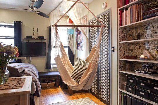 hangstoel slaapkamer